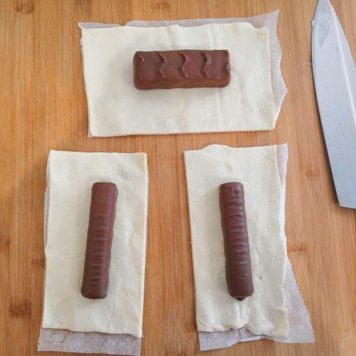 Snickers und Twix