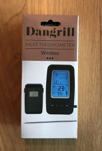 Dangrill Meat Thermometer Wireless im Karton