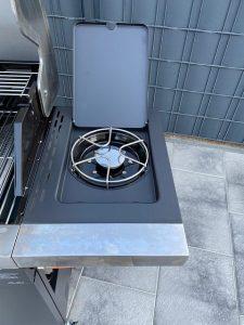 Seitenkocher LIDL Tepro Gasgrill