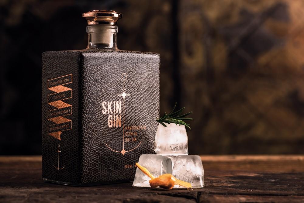 20% Rabatt auf *Skin-Gin.com*