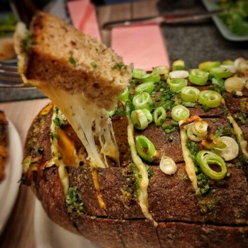 Rezept für Zupfbrot vom Grill. Die perfekte Beilage zum Grillen