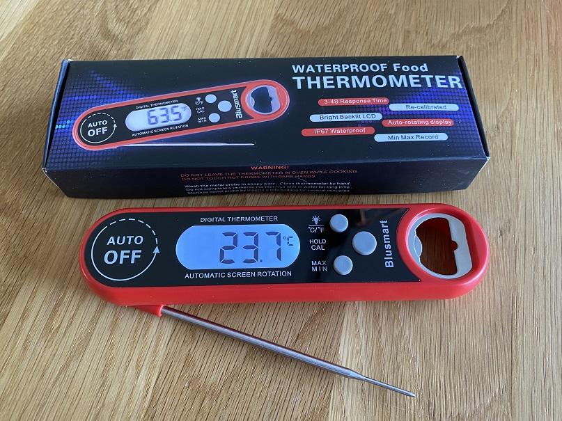 digitaler Grillthermometer BLUSMART