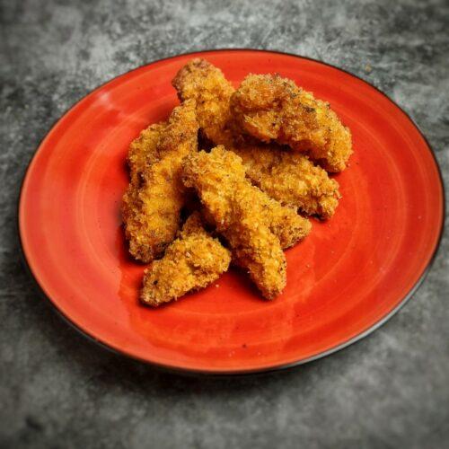 Rezept für Chicken Nuggets vom Grill