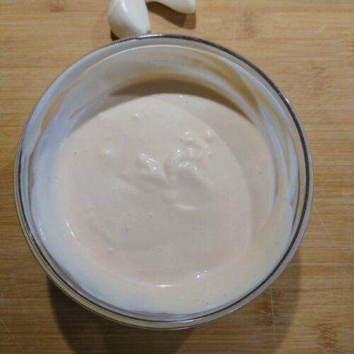 Rezept für Knoblauchsauce