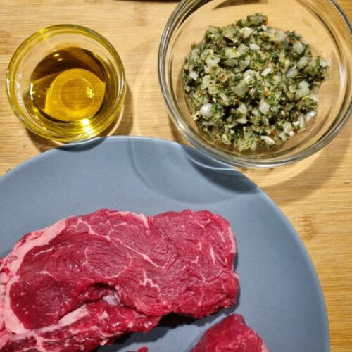 Chimichurri Rezept für euer Steak