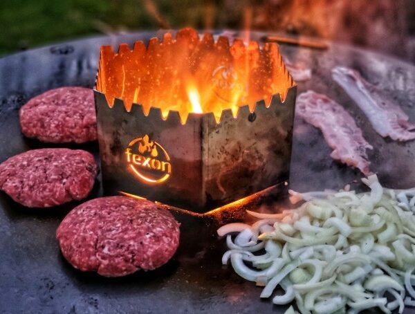 Anleitung zum Bau einer Feuerplatte für ca. 300€